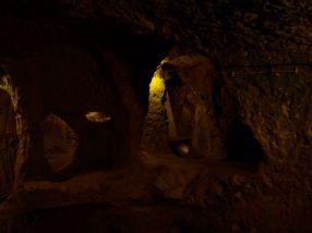 Podzemní město DERINKUYU