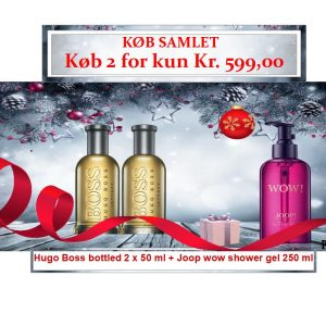 hugo boss julegave parfume