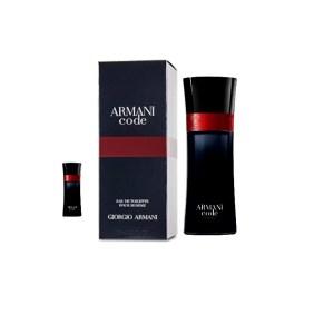giorgio armani code a-list parfume