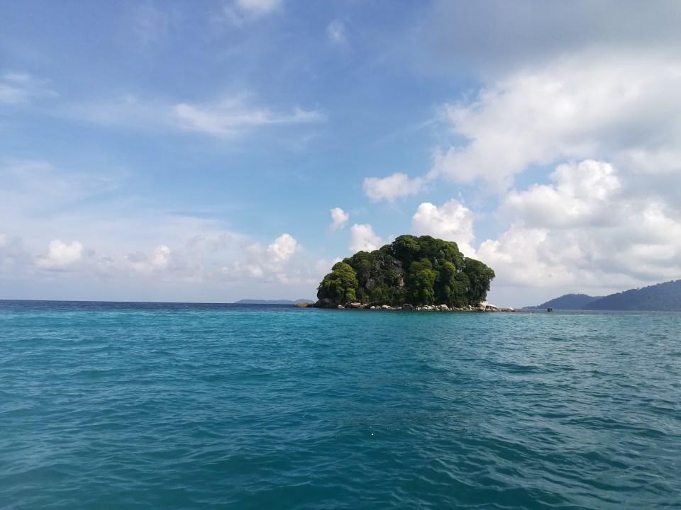 Spot snorkeling tioman blog voyage