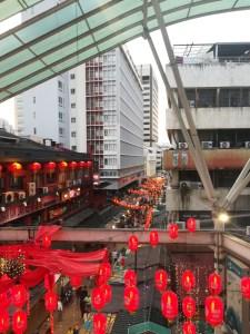 Petaling street KL blog voyage