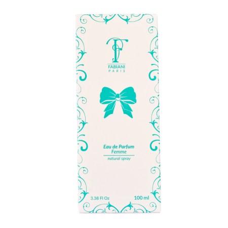 Coffret Parfum Femme Note Fraîche