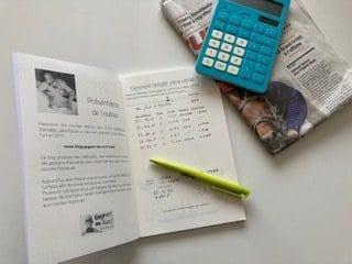 Exemple carnet du turfiste et de suivi des jeux et des paris hippiques