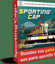 Pack de l'application Sporting'Cap+ pour gagner ses paris sportifs - Pari-Gagnant.com