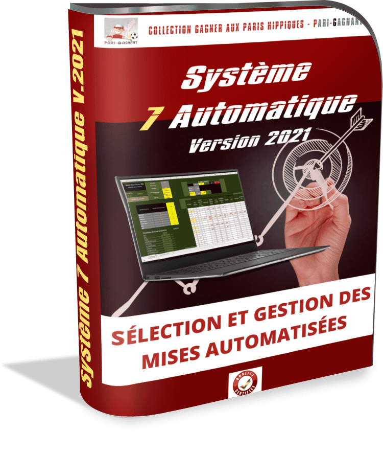 Comment gagner aux courses hippiques avec le système 7 automatique version 2021 - Pari-Gagnant