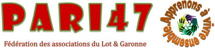 logo et slogan pari47 new