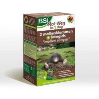 BSI Mol-Weg (2 klemmen   fotogids)
