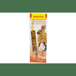 Benelux sticks knaagdieren honing / ei