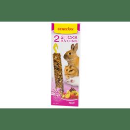 Benelux sticks knaagdieren fruit