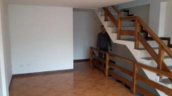 erster Stock