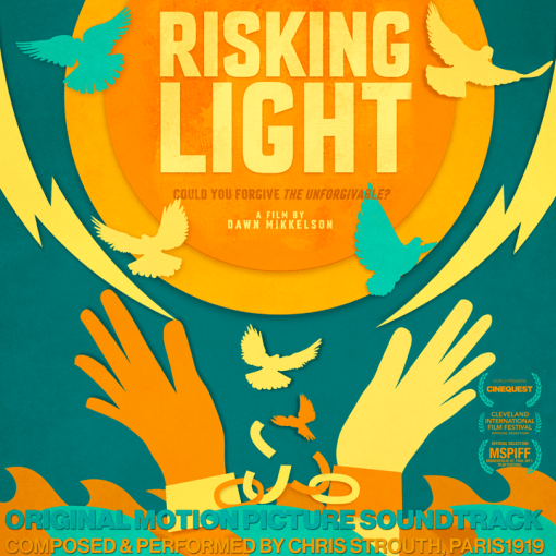 Risking Light soundtrack cover