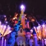 ディズニーランドパリ・25周年始まり前のショー&パレード