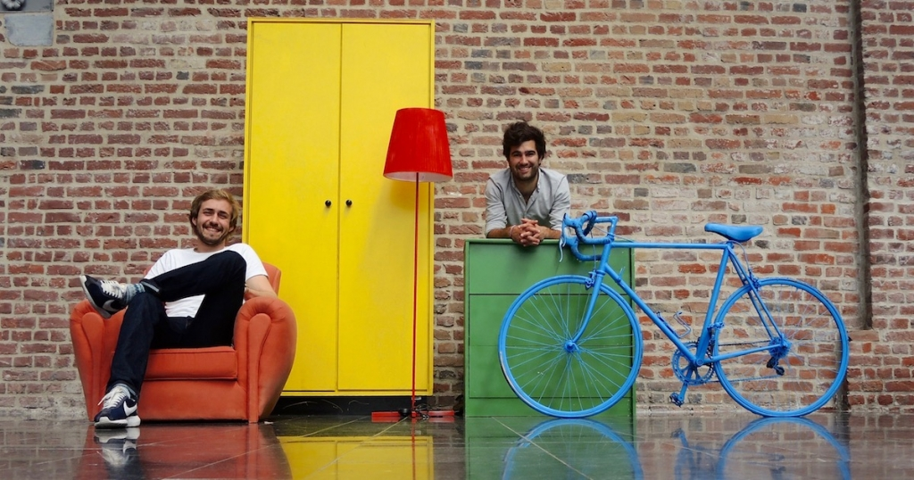 ouistock stockage entre particuliers startup lille