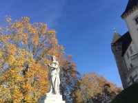 visiter-Pau-201711-statue-gaston-febus