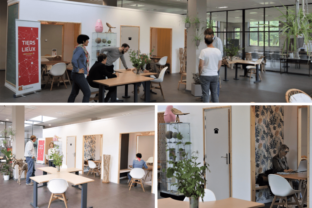 coworking normandy ecospace