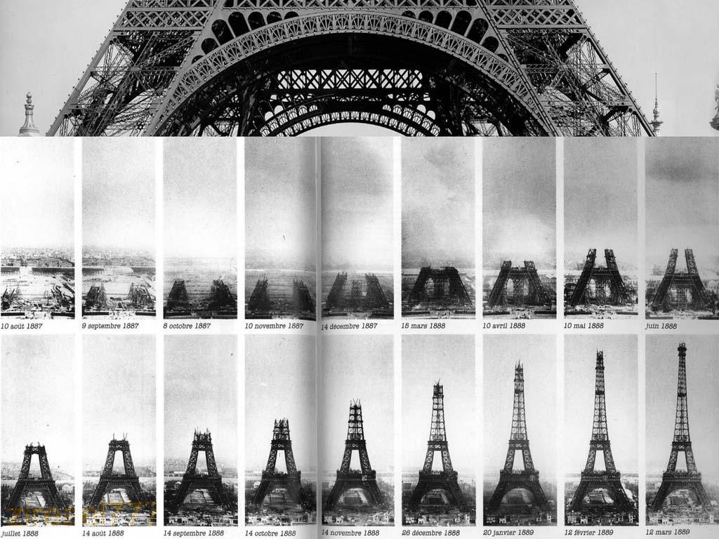 Обои paris, france, Эйфелева башня, la tour eiffel. Города foto 11