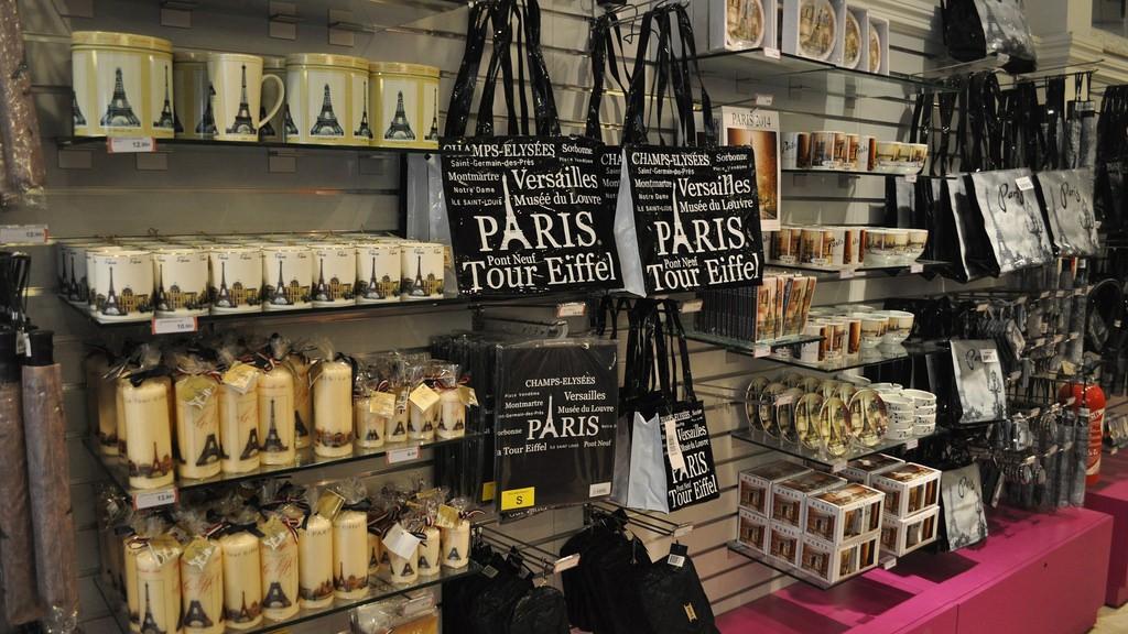 париж где купить косметику