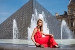 фотосессия в париже. портрет. девушка и париж