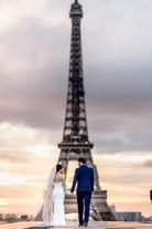 Фотограф в Париже. Свадебная фотосессия