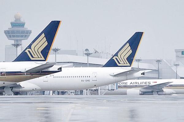 Le nouveau Terminal 5 de l'aéroport de Singapour