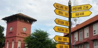 Stadthuys à Malacca
