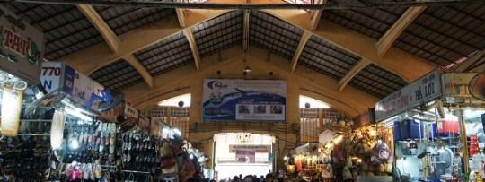 Banh Thanh Market, Ho Chi Minh Ville