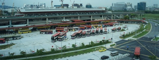 Jurong East Bus Interchange