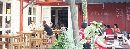 Artichoke Singapour