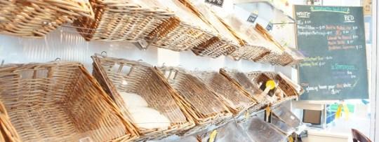 Selection de pains à Choupinette
