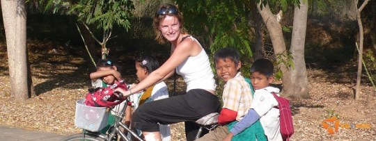 Valentine, co-fondatrice de tripinasia (Photo tripinasia.com)