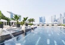 Hotels à Singapour - Mandarin Oriental