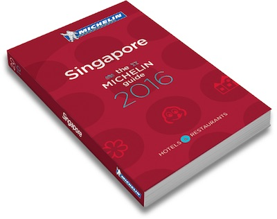 Guide Michelin Singapour