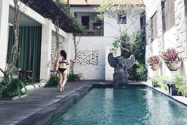 Hotel Bali (Ubud) Cinta Inn