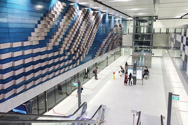 Metro de Singapour