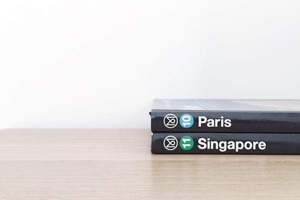 Paris Singapore Guide