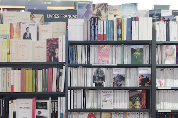 Kinokuniya Livres Francais