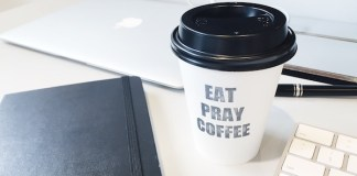 Prendre un cafe a Singapour