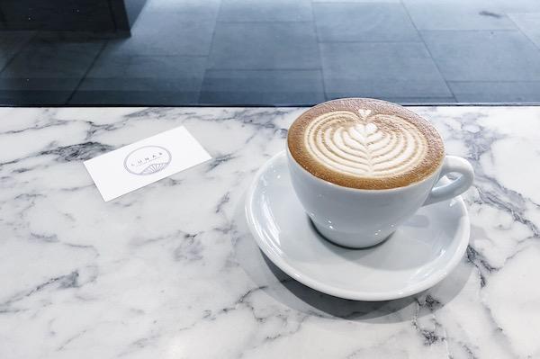 Cafe a Singapour