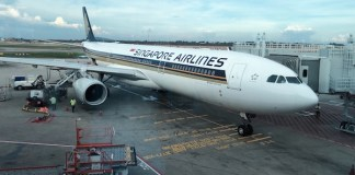 Vol Singapour Bali avec Singapore Airlines