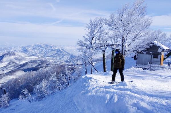 Snowboard madarao