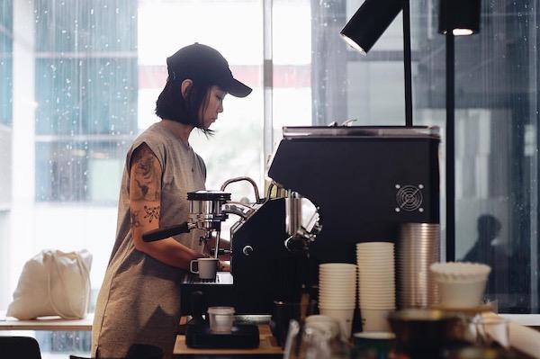 Kurasu Cafe Singapour