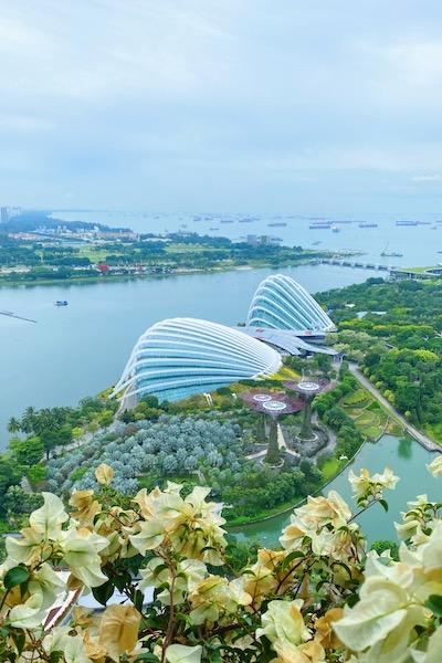 Garden View Room Marina Bay Sands
