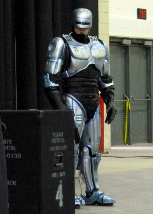 robocop photo