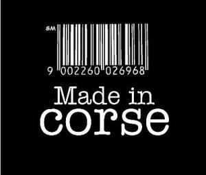 logo made in corse
