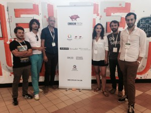 Première délégation Corsican Tech à Toulouse
