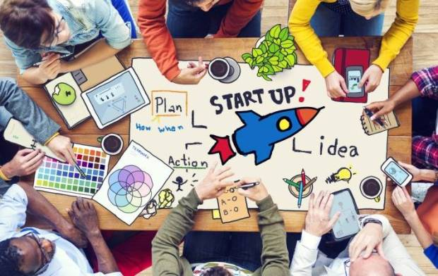 Startup-Program