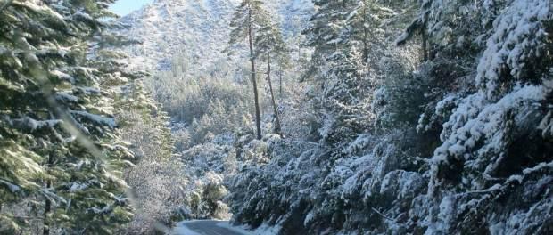 hiver corse