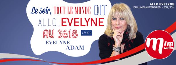 Evelyne ADAM