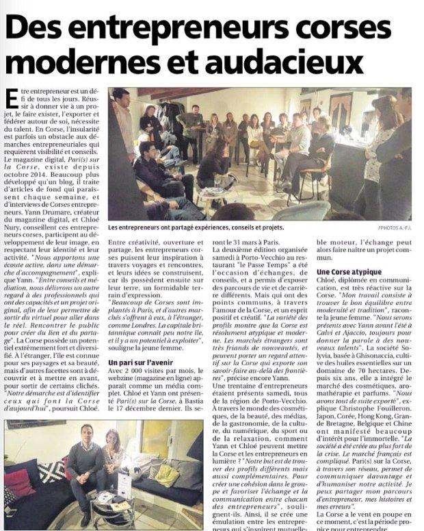 article CM PSC