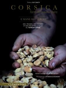couv Corsica Terre de saveur-faire:E mane di l'albore